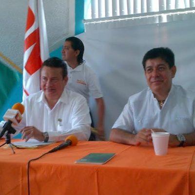 Le siembran delegado al líder de la Sección 25 del SNTE en Quintana Roo