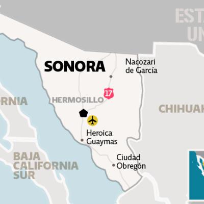 MILLONARIA COSECHA EN SONORA: Decomisa el Ejército 11.5 mdd en efectivo ocultos en un cargamento de fresas