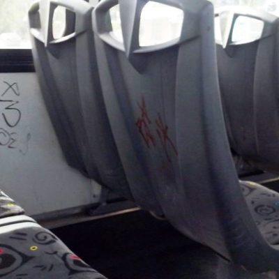 CAMIONES DE SEGUNDA PARA CHETUMAL: Mandan unidades usadas y en mal estado para el transporte público
