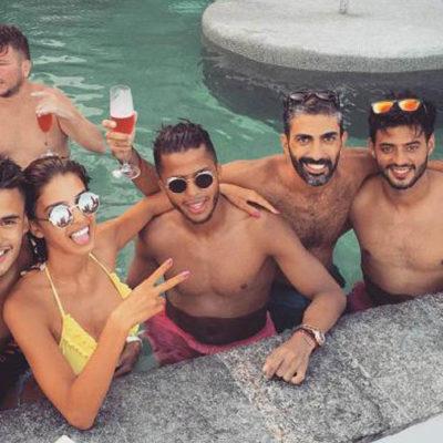 'REVÉN' DE SELECCIONADOS EN PLAYA: Denuncian presuntos excesos de futbolistas y sus guaruras en la Riviera Maya