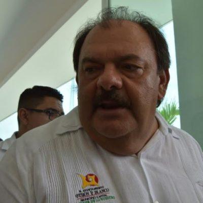 LE BAJA ABUXAPQUI DECÍBELES AL 'CHOVINISMO' DE BORGE: Quien aspire a ser gobernador que por lo menos viva en QR, dice Alcalde de OPB