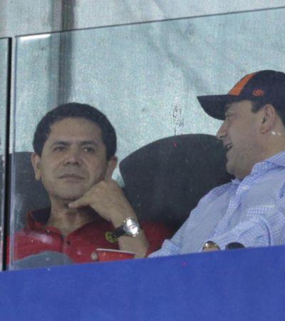 AMISTADES PELIGROSAS: Se reúne Borge con Greg Sánchez y luego éste se 'reencuentra' con figuras del PRD