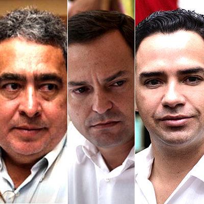A TIRO DE PIEDRA | 12 candidatos, operación cicatriz y una oposición desarticulada | Por Julian Santiesteban
