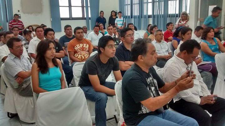 Presentan la Constitución mexicana en lengua maya en Felipe Carrillo Puerto