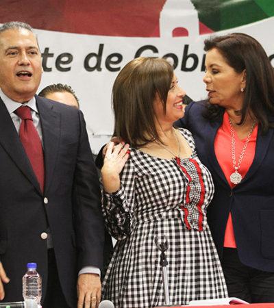 El próximo viernes solicitará licencia a diputación Manlio Fabio Beltrones para dirigir al PRI