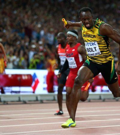 ARRASA JAMAICA EN LOS 4X100: Superan los antillanos con facilidad en campeonato mundial en Pekín