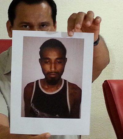 Giran primera orden de aprehensión contra 'El Skini' por ejecución en Puerto Morelos