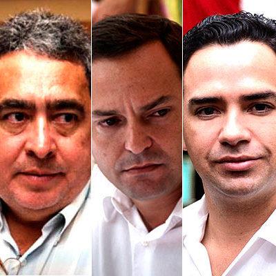 TIENE 'BETO' 6 'CABALLOS EN UNIDAD': Niega descarte anticipado de alguno de sus aspirantes a la Gubernatura, pero elimina a Carlos Joaquín