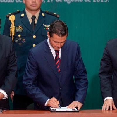 BUSCAN FRENAR DEUDA DE GOBIERNOS: Presentan iniciativa de ley para acabar con el desorden y sancionar a gobernadores deudores