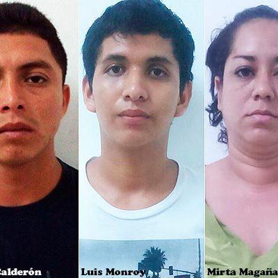 MORTAL TRIÁNGULO AMOROSO: Su esposo descubrió infidelidad y decidió matarlo; detienen a mujer y 4 presuntos cómplices