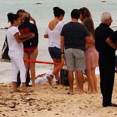 UN RAYO PROVOCA TRAGEDIA EN PLAYACAR: Dos adolescentes mueren cuando nadaban en la playa frente al Fishermen's; una tercera, sobrevivió