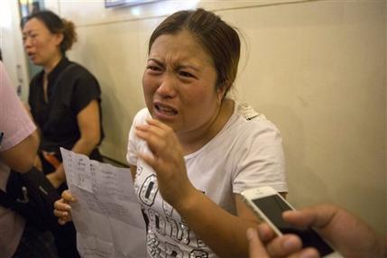 Aumentan a más de 100 los muertos por explosión en planta química en China