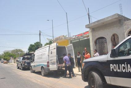 Hallan muerto a sexagenario en la colonia Colosio de Playa del Carmen