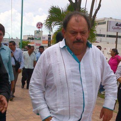 AGRADECIDO POR SER UNO DE LOS 'CABALLOS' DE 'BETO': Ninguno de los seis está afuera, dice Abuxapqui