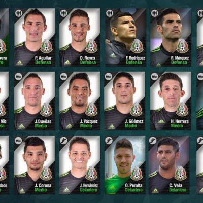 Da a conocer Ferretti lista de convocados para partidos amistosos ante Argentina y Trinidad y Tobago