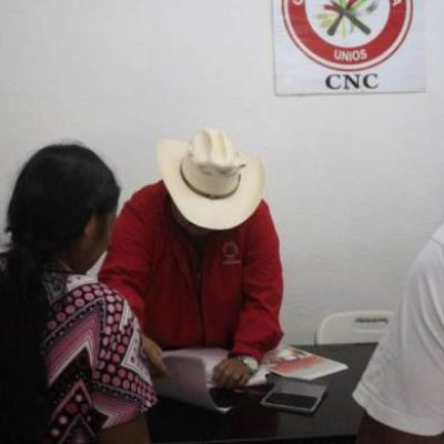 QUINCE MESES DESPUÉS, NADA DE NADA: Denuncian fraude de la CNC contra campesinos