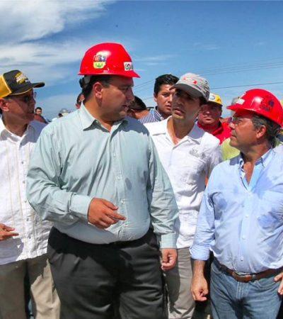 Rompeolas: El Gobernador de las 'soluciones'