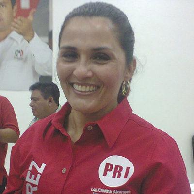 Beneficiaría a Cristina Alcérreca, y no a Sara Latife, posibilidad del PRI de conservar pluri