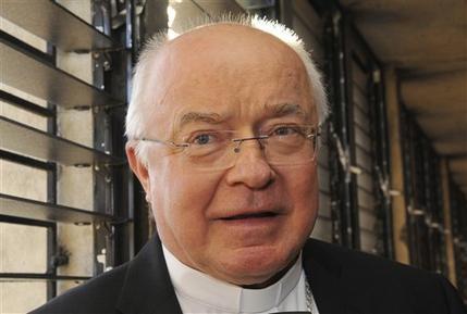 Fallece en El Vaticano ex nuncio en República Dominicana acusado de abusar sexualmente de menores