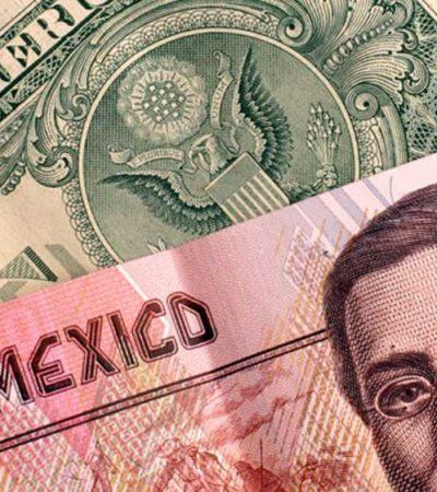 SIGUE LA TURBULENCIA: Alcanza dólar $18.20 pese a inyección del Banxico de 400 mdd para contener la demanda