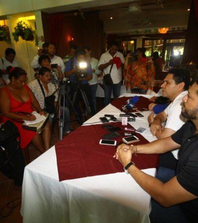 """""""SOMOS POLOS OPUESTOS"""": Dice Greg que no tiene 'afinidad política' con Borge y niega intromisión en Morena"""
