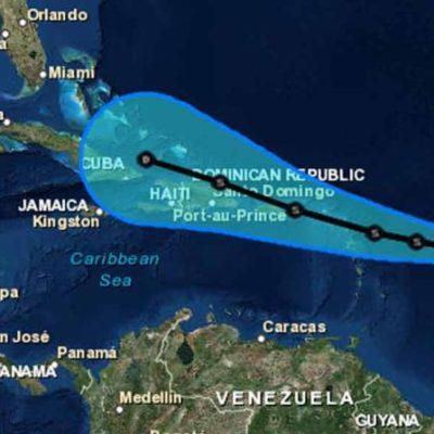SIGUE 'DANNY' PERDIENDO FUERZA: Huracán podría convertirse en tormenta cuando alcance las Antillas