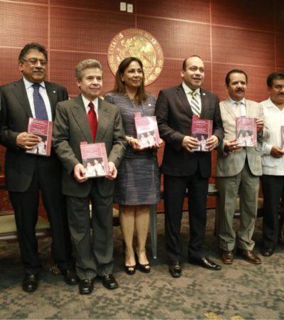 GENERAN CONCIENCIA DE LOS DERECHOS DE COMUNIDADES INDÍGENAS: Presentan en el Senado la Constitución mexicana traducida al maya