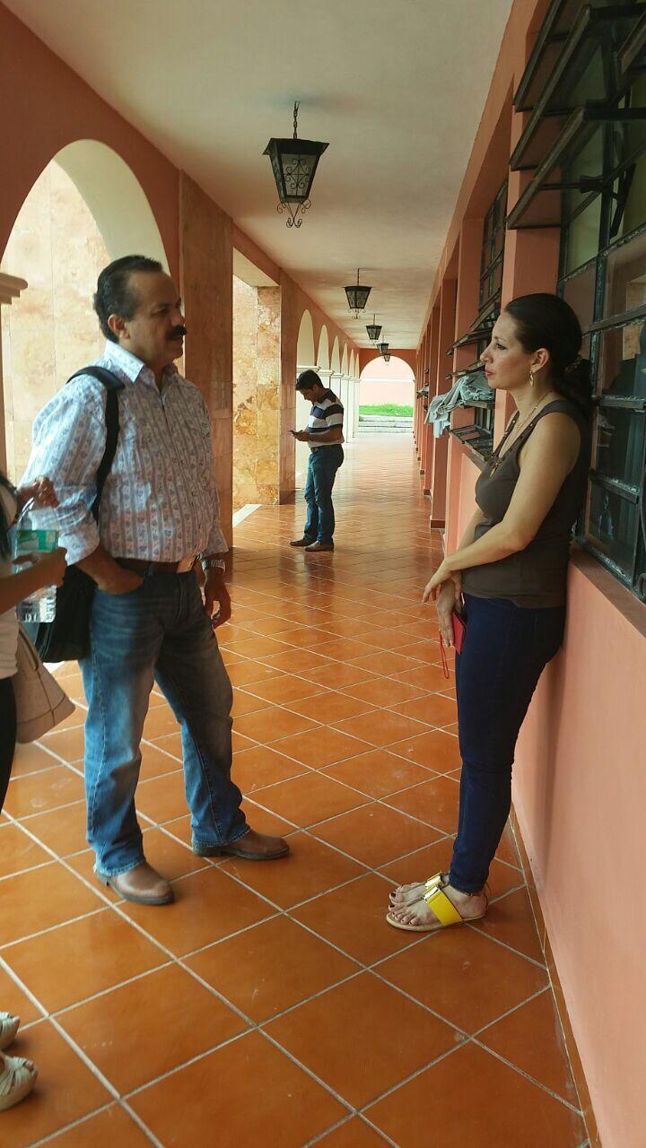 SE REÚNE JULIÁN CON ALCALDESA ELECTA DE MORENA EN VALLADOLID: Destaca ex Alcalde de BJ aporte de yucatecos al desarrollo de Cancún y QR