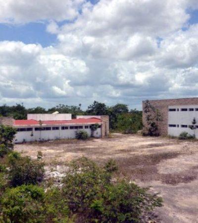 TAMPOCO SERÁ EN EL 2015: Por falta de recursos, se retrasa más el proyecto de nueva cárcel de Cancún