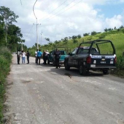 ASESINATO EN XUL-HA: De un escopetazo, matan a un campesino en el sur de QR