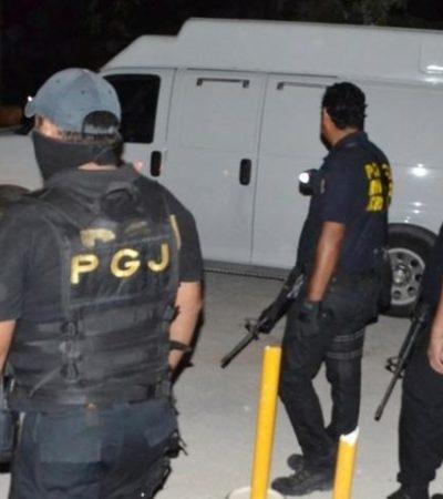 TRASLADAN A JEFE DEL NARCO A OTRA PRISIÓN: Fuerte operativo para llevar al 'Comandante Zorro' al Cereso de Chetumal