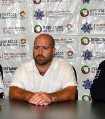 A la salida de Martín Estrada, designan a Bibian Castillo como directora de la Policía Turística de Cancún