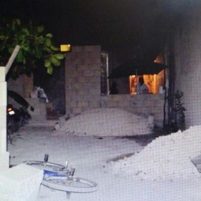 Se suicida menor de 16 años en humilde vivienda en la colonia irregular Tres Reyes de Cancún