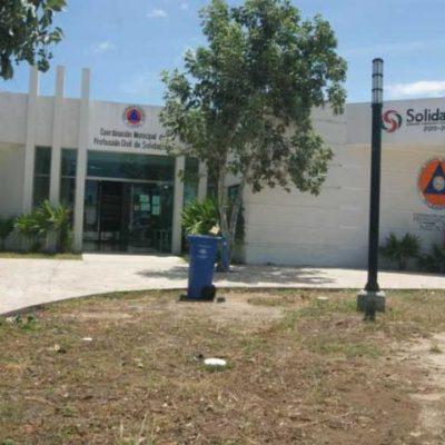 Aplican purga en Protección Civil de Solidaridad bajo sospechas de extorsiones a negocios