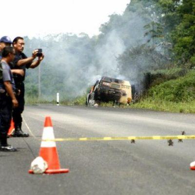 Buscan a otros posibles cómplices del asalto a Cometra; siguen sin recuperar mayor parte del botín