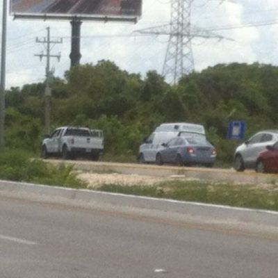 Reportan 'levantón' de 2 taxistas en Cancún