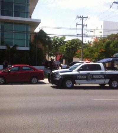 Reportan 'levantón' de una mujer a plena luz del día en la Bonampak de Cancún