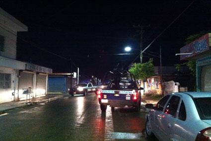 INSEGURIDAD EN CHETUMAL: Con rifle en mano, asaltan a una mujer en la colonia Pacto Obrero