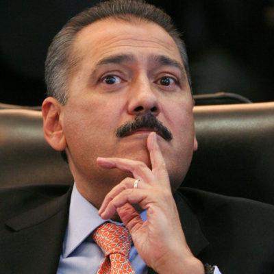 """""""LA DECISIÓN EN QR NO HA SIDO TOMADA"""": Dice Manlio que la postulación del candidato del PRI a la gubernatura será """"conforme a la legalidad"""""""