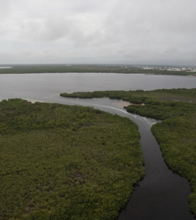 CORREDOR HOLBOX-XEL HÁ: Buscarán elevar a área natural protegida la reserva hidrogeológica de QR