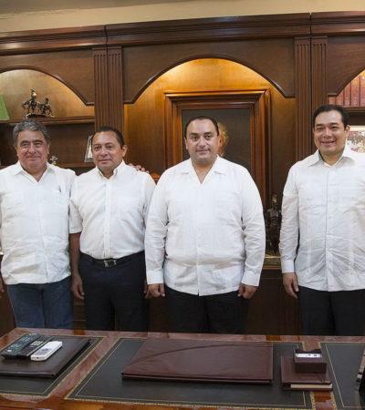 Rompeolas: El 'felixismo' sigue dominando en el gabinete de Borge