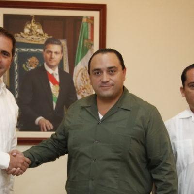 Tras 5 meses ausente por campañas, reinstalan a Juan Pablo Guillermo como secretario de Finanzas y Planeación de QR