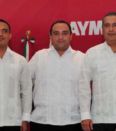 Rompeolas: 'Ray' y Manlio