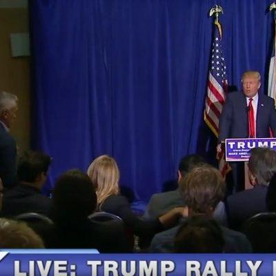"""REGRÉSATE A UNIVISIÓN"": Expulsa Donald Trump de rueda de prensa a periodista Jorge Ramos"