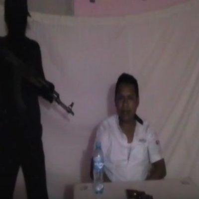CALLA PROCURADURÍA ANTE EJECUCIÓN Y VIDEO: Nada dicen autoridades sobre presunta implicación de mandos policiacos con el narco