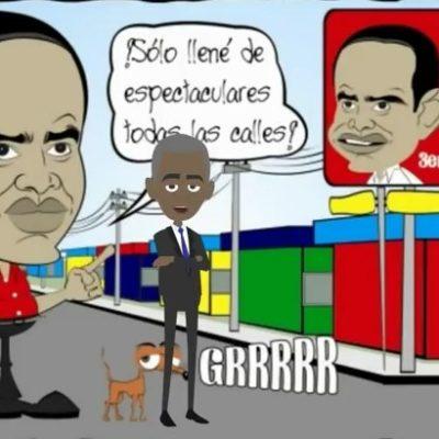 REDES CANCÚN | ¡QUIERO SER COMO OBAMA!: El 'choro' de Raymundo King