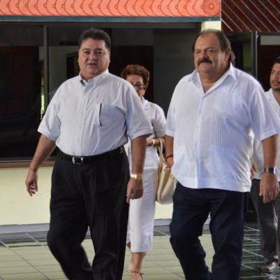 Pedro Flota, el mismo que quiere ser Alcalde de Chetumal, respalda propuesta de Abuxapqui para crear impuesto de 10% a cines