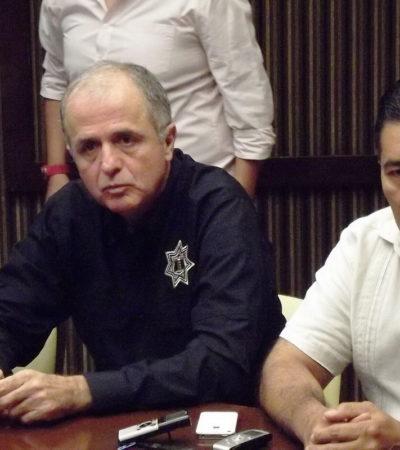 Asume ex jefe de la policía de Solidaridad como nuevo subsecretario de Seguridad Pública en QR
