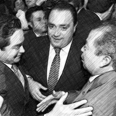 JUEGO DE SILLAS | 'Chanito' Toledo con Borge, en el PRI nacional