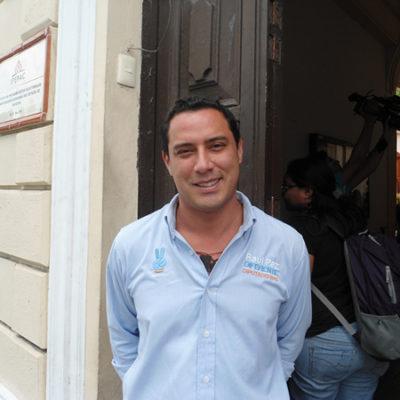 ELECCIÓN DEL PAN EN YUCATÁN: Es diputado plurinominal Raúl Paz Alonzo nuevo presidente del albiazul